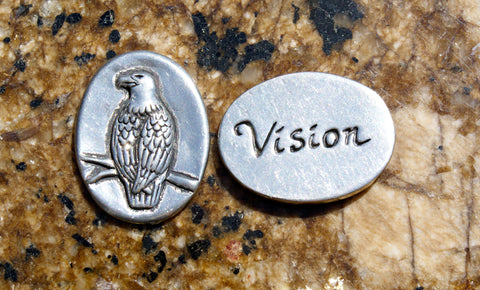 Vision Inspirational Coin