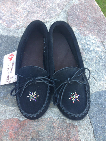 Black Rock-N-Mocs