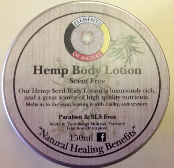 Hemp Seed Body Lotion