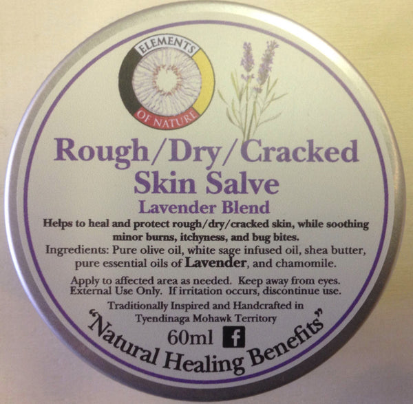 Rough Dry Cracked Skin Salve