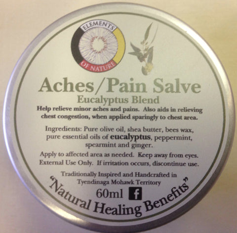 Aches and Pain Salve 15ml