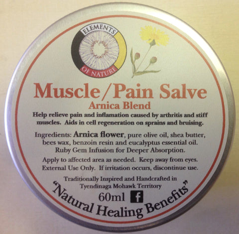 Muscle/Pain Salve