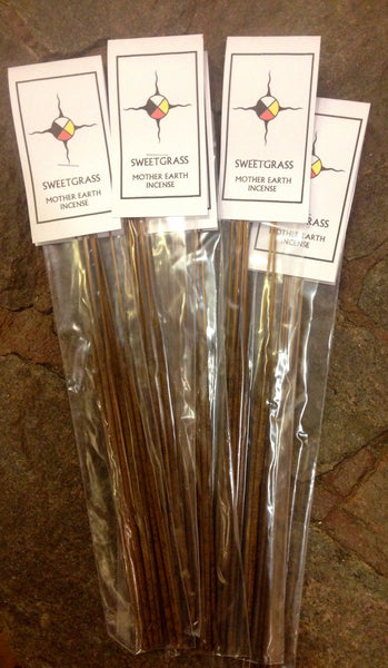 Sweetgrass Incense *Best Seller*