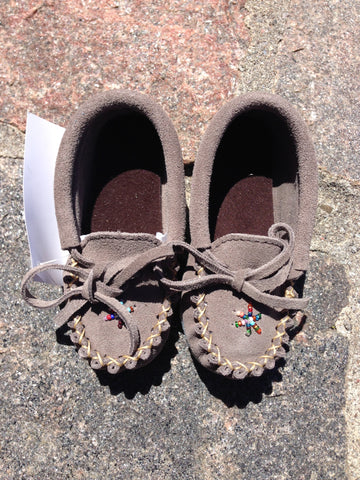 Charcoal Rock-n-Mocs, Kids