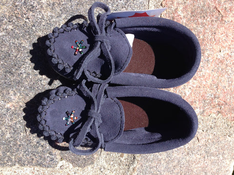Navy Rock-n-Mocs, Children's
