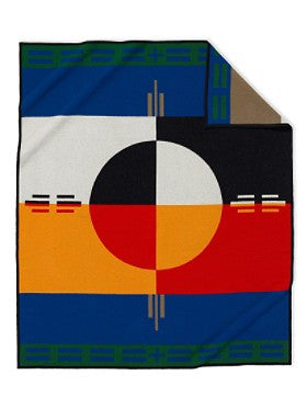 Elders, Circle of Life Blanket by Pendleton