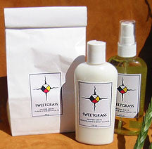 Sweetgrass Bath and Body Oil