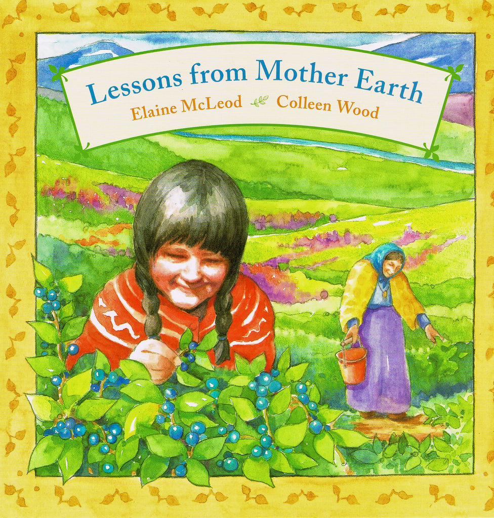 Lessons from Mother Earth-Book