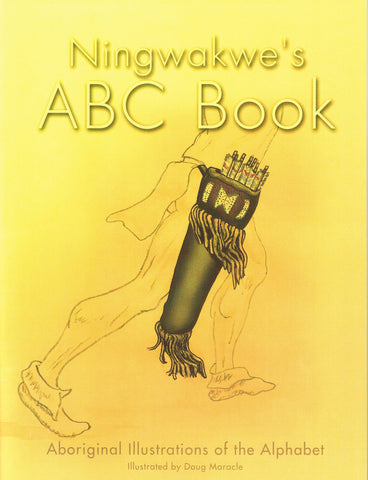 Ningwakwe's ABC Book