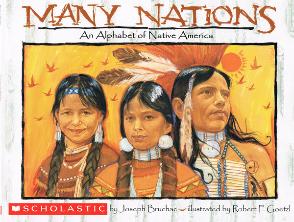 Many Nations-An Alphabet of Native America