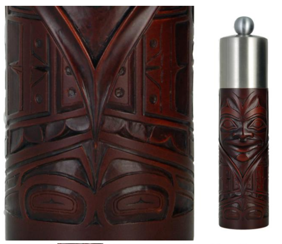 Chief Pepper Mill