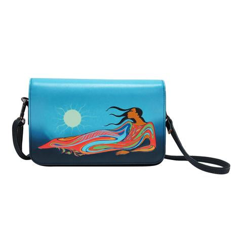 Mother Earth Cross Body Bag
