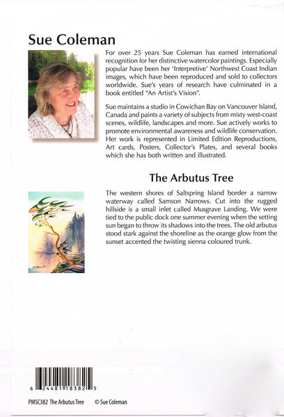 The Arbutus Tree