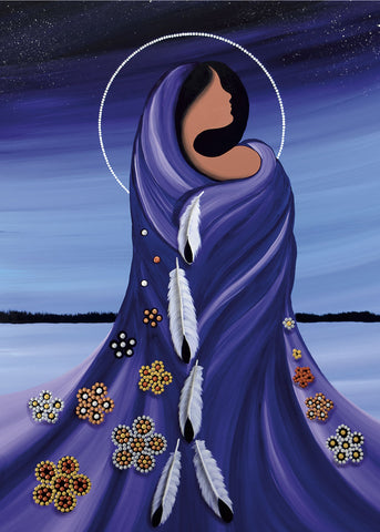 Morning Star Woman by Betty Albert