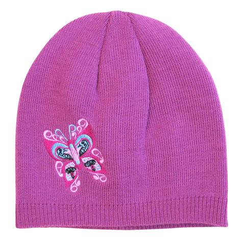 Embroidered Knitted Toques-11 Designs!