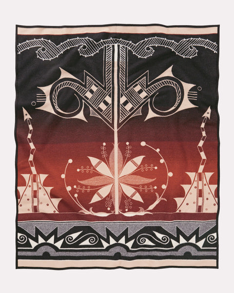 Centre of Creation Blanket by Pendleton