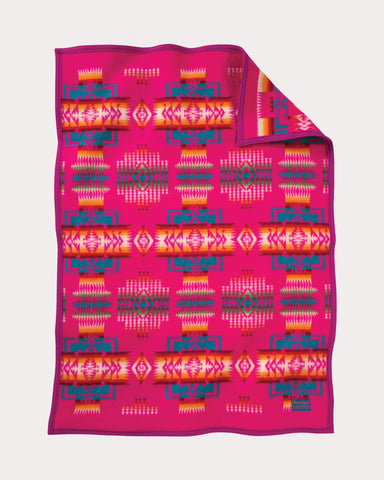 Chief Joseph Baby Blanket by Pendleton