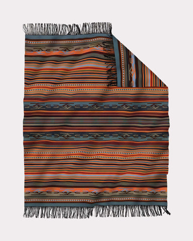 Chimayo Blanket in Adobe by Pendleton