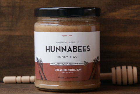 Cinnamon Creamed Honey 375g