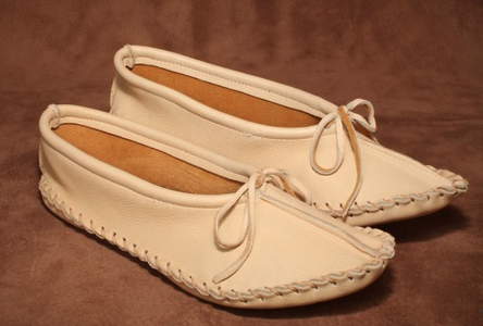 Deerskin Slipper-Ladies
