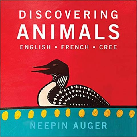 Discovering Animals-3 Language Book!