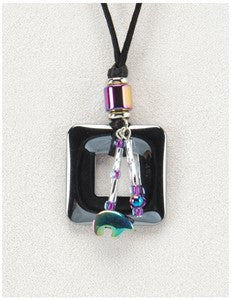 Dream Bear Medicine Stone Necklace