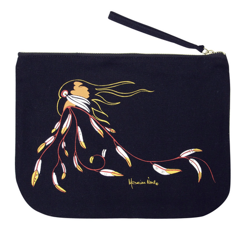 Eagle's Gift Zippered Pouch