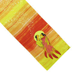 The Embrace Silk Scarf