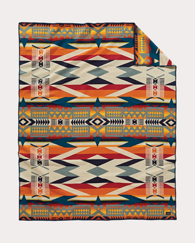 Fire Legend Blanket by Pendleton