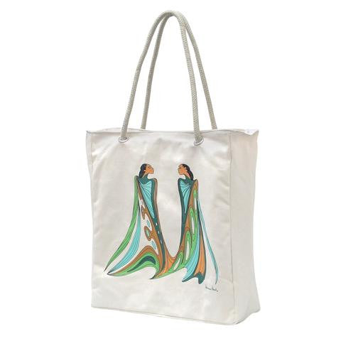 Friends by Maxine Noel Tote