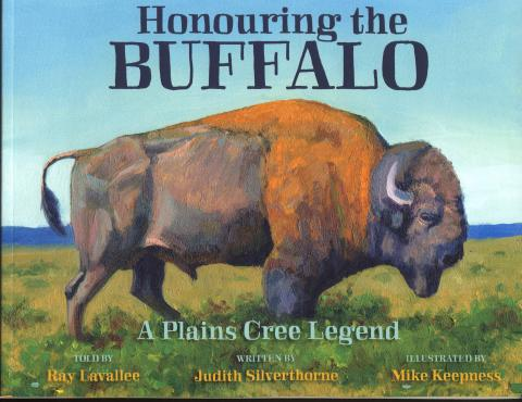Honouring The Buffalo