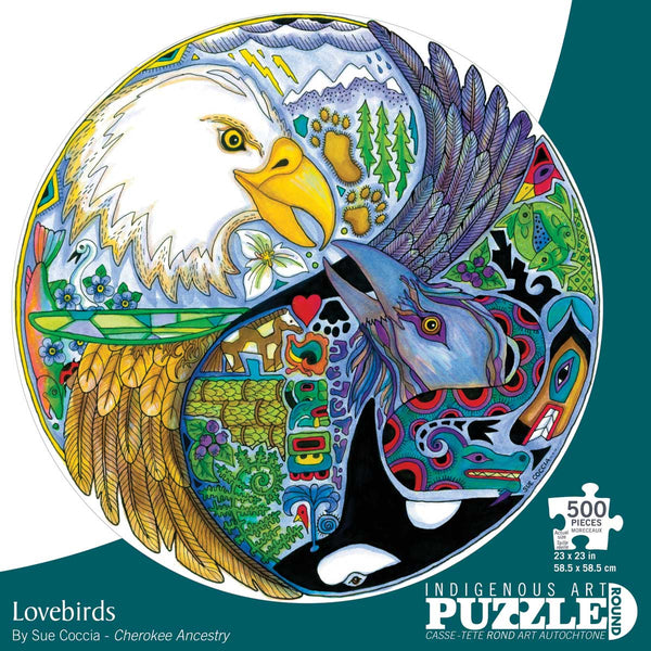 Indigenous Puzzles-Various Artists