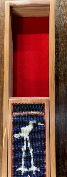 Teachings Feather Box