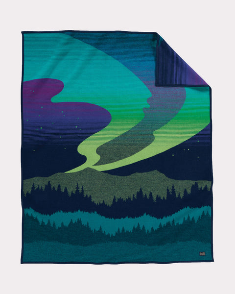 Northern Lights Blanket by Pendleton
