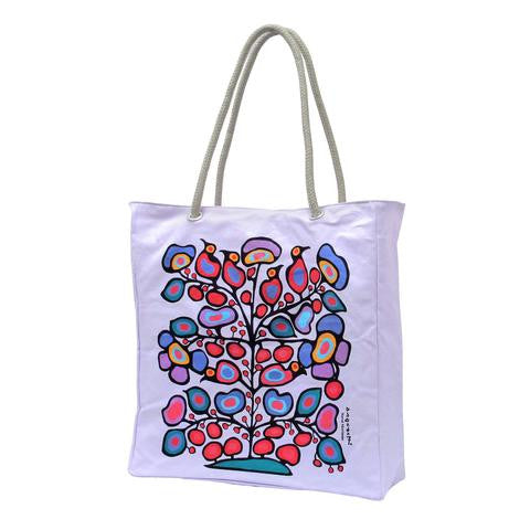 Woodland Floral Tote Bag