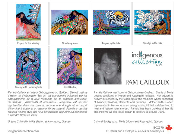 Pam Cailloux Boxed Note Cards