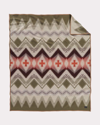 Bear Grass Mountain Blanket by Pendleton