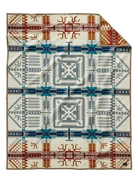 Birch Path Blanket by Pendleton