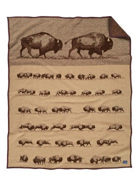 Buffalo Roam By Pendleton