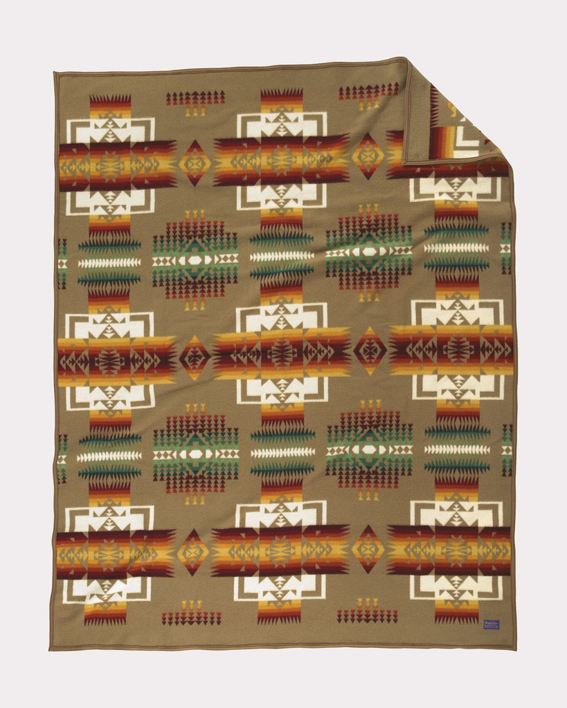 Chief Joseph Blanket by Pendleton, Tan