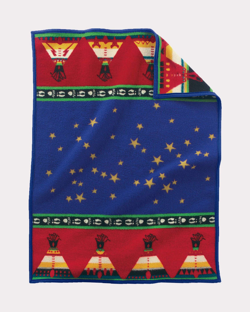 Chief's Road Baby Blanket by Pendleton