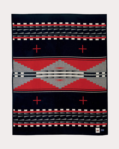 Hidatsa Earth Blanket by Pendleton