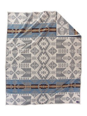Silver Bark Blanket by Pendleton