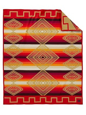 Spirit Guide Heritage Blanket by Pendleton
