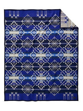 Star Wheels Blanket by Pendleton