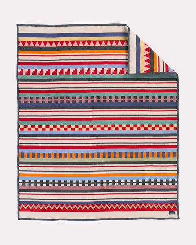 Tamiami Trail Blanket by Pendleton