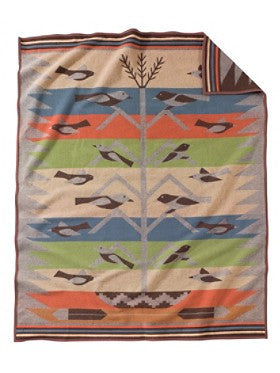 Tree of Life Blanket by Pendleton