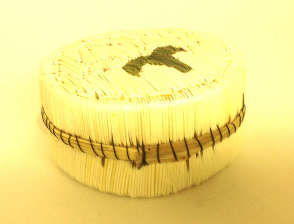 Natural Flower Quill Box