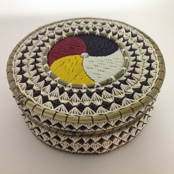 Sacred Colours Quill Box
