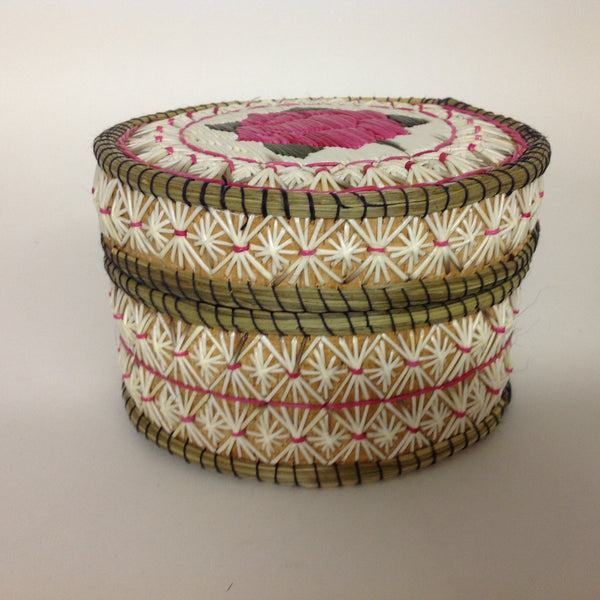Flower Quill Box